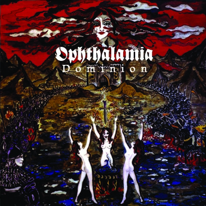 Ophthalamia - Dominion (2011)