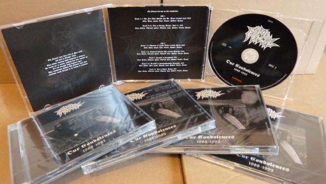 SSR058 - Old Funeral cd foto
