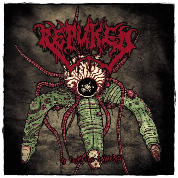 "SSR065: Repuked ""Up from the sewers"" cd/lim.lp/digital"