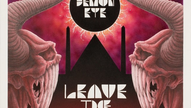 OUT 27/01/2014 Demon Eye – Leave the light cd/lim.lp/digital