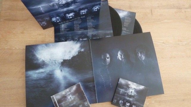 """OUT NOW: ANCIENT """"BACK TO THE LAND OF THE DEAD"""" CD/DIGIPACK CD/GATEFOLD LP/DIGITAL"""