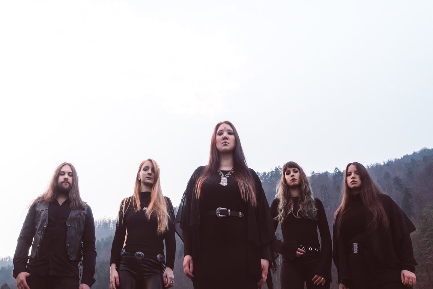 MIST - Debut Full-Length in June - Details and First Song released