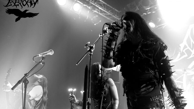 BLODARV – Danish Black Metal cult sign to Soulseller Records!