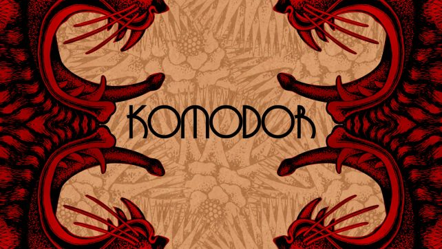 KOMODOR (FRA) signs with Soulseller Records