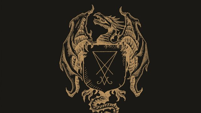 """PRE-ORDER: DEATHCULT """"CULT OF THE DRAGON"""" GATEFOLD LP/MERCH OUT 11.01.2019"""