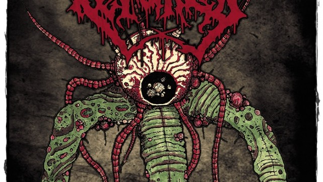 """SSR065: Repuked """"Up from the sewers"""" cd/lim.lp/digital"""
