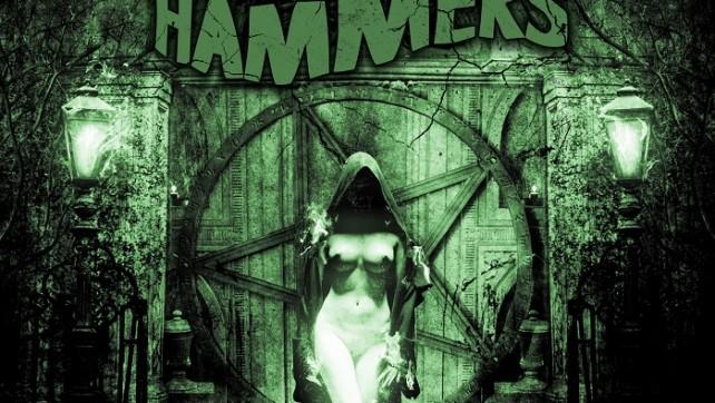 Bloody Hammers - Spiritual Relics Album Cover